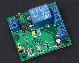 Voltage Comparator Switch Relay Module 150V Undervoltage Protection