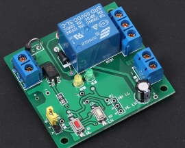 Voltage Comparator Switch Relay Module 150V Overvoltage Protection
