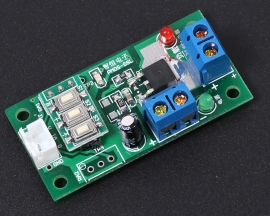 PMOS Switch Low Level Trigger Delay Timer Button Controll 3A