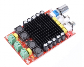 TDA7498 Class D 2x100W Dual Channel Audio Stereo Digital Amplifier Board Amplifier Module