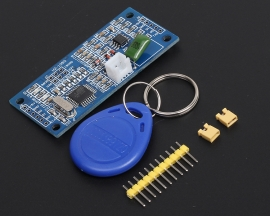 RFID 125KHz EM4100 Wireless Module Reader ATMEGA8 TTL/Wiegand 26/34