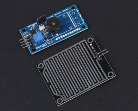 Humidity Detection Sensor Alarm Module Rain Detection for Arduino