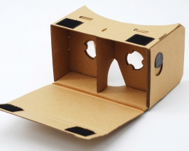 VR Box for Google Cardboard 1.0 3D VR Virtual Reality Glasses