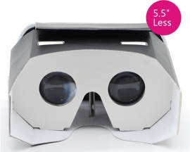 "VR Box for Google Cardboard 4.7""-5.5"" 3D VR Virtual Reality Glasses"