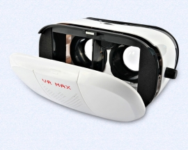 "VR Box 4.0""-6.0"" for Google 3D VR Magic Mirror Virtual Reality Glasses"