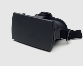 "VR Box 4.7""-6.0"" for Google HD 3D Virtual Reality Glasses VR"
