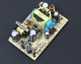 AC-DC 12V 0.5A Switching Power Supply Module 500MA for Replace/Repair