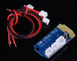 2x3W Bluetooth Digital Amplifier Board 3.7-5V Precise Bluetooth Board for DIY Bluetooth Speaker