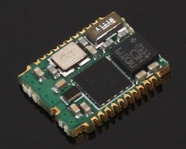 nRF51-M0 Ultra-small Bluetooth nRF51822 BLE4.0 Module Precise with Accelerometer