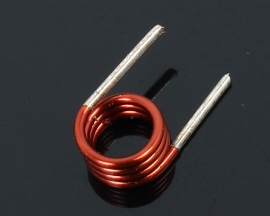 100Pcs 3.5*3.5T*0.7 Copper Wire Hollow Coil Inductance Remote Control FM Coil Inductor