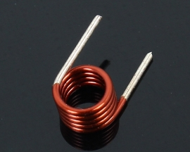100Pcs 3.5*4.5T*0.7 Copper Wire Hollow Coil Inductance Remote Control FM Coil Inductor