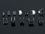 Mixed Touch Switch Micro Switch Button Switch 12 Types each 10pcs