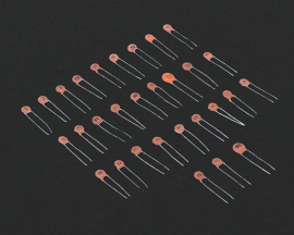 Ceramic capacitors 2pf-0.1UF Component Package 30 Types 10pcs each