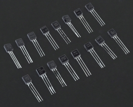 Resister Bag triode bag /16 kinds/each 10PCS/ Transistor TO-92