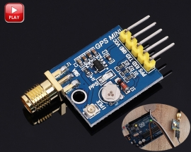 Mini NEO-7N GPS Module Satellite Positioning Module for Arduino STM32 C51