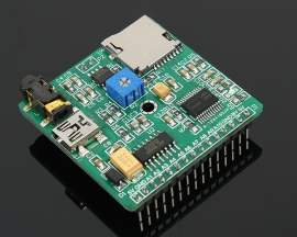 Voice Playback Module MP3 Music Player Development Board for Arduino