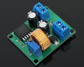DC-DC Adjustable High Power Step Up Module Voltage Regulator Boost Converter Power Supply Module DC 3V-35V to DC 4V-40V