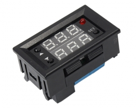 Mini Precision Smart Digital Temperature Controller Up and low limit Window Synchronized Display