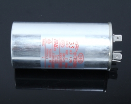 35UF 450V Air Conditioner Capacitor CBB65 for Compressor