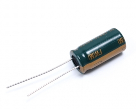 10cps 35V 1000UF Electrolytic Capacitors Special For LCD