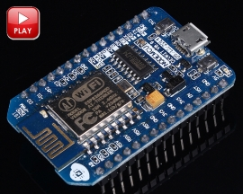 NodeMcu Lua WIFI IOT Development Board Serial Port ESP8266 Module