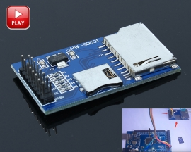 SD Card Module TF Card Module Micro SD Card Module Single Chip Development Board for Arduino