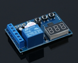 Voltage Testing Over-Voltage Protection Switch Charge Discharge Testing Control Module
