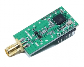 SX1278 433MHz RF Wireless Transceiver Module Transmitter Receiver LoRa UART Interface with Antenna for Remote Control