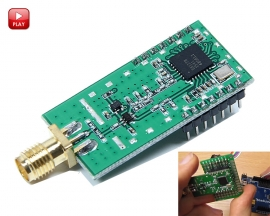 433MHz SX1278 RF Wireless Transceiver Module Transmitter Receiver LoRa UART Interface with Antenna for Remote Control