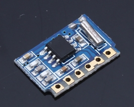 LR45A 4.5-5.5V 433MHz 200m 5MA ASK Superheterodyne Wireless Receiver Module
