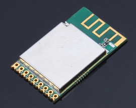 3.3V 300m LCX801P Wireless Transparent Transceiver Module UART Serial To Wifi