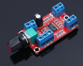 7.5-24V 30W*2 120dB D-Type Dual Track Digital Amplifier Board Module