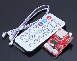 DC6-15V Audio Decoding Board Module 2.0 WAV MP3 For TF Card USB