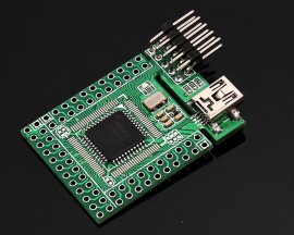 3.3V 50MHz MAX3000 CPLD Development Board Core Board Module JTAG/USB/LED/LDO
