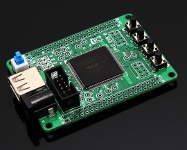 EPM1270T144 3.3V 50MHz CPLD Development Board Core Board Module JTAG/USB/Switch/Key/Protection