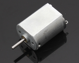 FF-130SH 6V 7400RPM Low-Speed Mute Micro DC Motor Large Torque Electric Motors