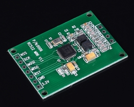 2.5*3.5cm 13.56MHz 2.5-3.6V RFID Reader Writer Module SPI Interface IC Card RF Sensor