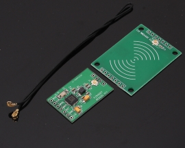 13.56MHz 2.5-3.6V 20MA RFID Reader Writer Module IC Card RF Sensor Antenna Isolation