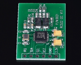 13.56MHz RC522 RFID Reader Writer Module I2C Interface IC Card RF Sensor Module