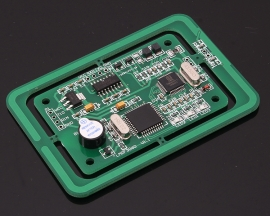 5V RFID Multi-Protocol Reader Module LMRF3060 Developing Board UART/TTL Interface