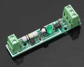 1-Bit AC 220V Optocoupler Isolation Module Testing Board Adaptive for PLC
