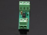 80KHz 1-Channel Optocoupler Isolation Module Input 12V No Din Rail Holder PLC Processors