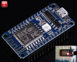 RTL8710 RTL8710AF WiFi Transceiver Module Test Development Board for Arduino