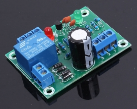 Water Liquid Level Controller Sensor Module Drainage Protect Controlling Circuit Board