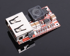 DC-DC Step Down Module Buck Converter 6-24V To 5V 3A Power Supply 97.5%