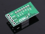 Mini DC to DC Adjustable Step Down Module 12/24V to 5V 3A Buck Converter Power Supply Module