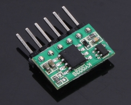 DC 3-24V 5000MA 2.54mm Pin Space Single Key Bistable Switch Module Optocoupler Isolation