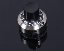 Rotary Knobs WXD3-13-2W For Multi-Coil Potentiometer Voltage Current Regulator