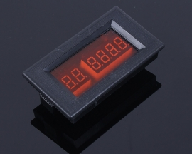 10Hz-10.24kHz Square Wave Signal Generation Module Adjustable Duty Cycle Digital Display