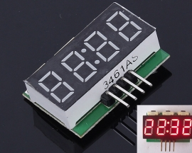 KDT036 Cycle Switch Controller Module Digital Display 5-18V 2000mA 2.54mm Pin Space